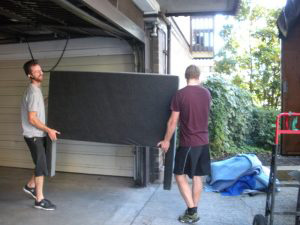 Furniture removalists Seven Hills